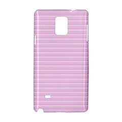 Lines Pattern Samsung Galaxy Note 4 Hardshell Case