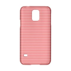 Lines Pattern Samsung Galaxy S5 Hardshell Case  by Valentinaart