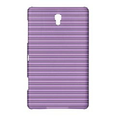 Lines Pattern Samsung Galaxy Tab S (8 4 ) Hardshell Case  by Valentinaart