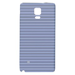 Lines Pattern Galaxy Note 4 Back Case by Valentinaart