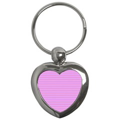 Lines Pattern Key Chains (heart)  by Valentinaart