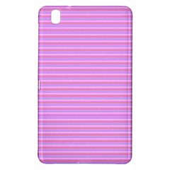 Lines Pattern Samsung Galaxy Tab Pro 8 4 Hardshell Case by Valentinaart