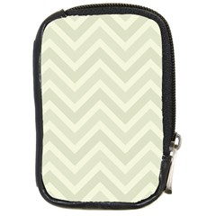 Zigzag  Pattern Compact Camera Cases by Valentinaart