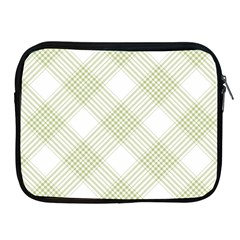 Zigzag  Pattern Apple Ipad 2/3/4 Zipper Cases