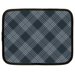 Zigzag Pattern Netbook Case (xl)  by Valentinaart