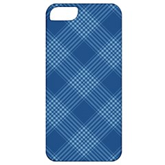 Zigzag Pattern Apple Iphone 5 Classic Hardshell Case by Valentinaart