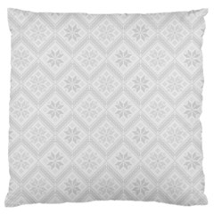 Pattern Standard Flano Cushion Case (two Sides) by Valentinaart