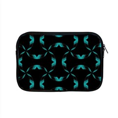 Background Black Blue Polkadot Apple Macbook Pro 15  Zipper Case by Mariart