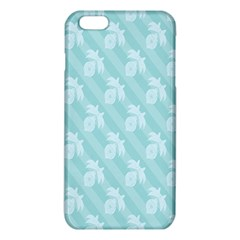Christmas Day Ribbon Blue Iphone 6 Plus/6s Plus Tpu Case by Mariart