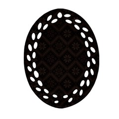 Pattern Ornament (oval Filigree) by Valentinaart
