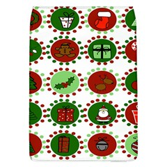 Christmas Flap Covers (l)  by Mariart