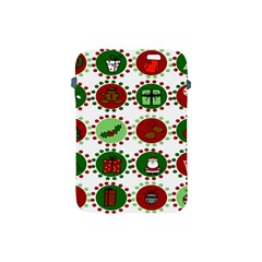 Christmas Apple Ipad Mini Protective Soft Cases by Mariart
