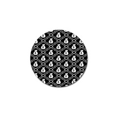 Dollar Money Bag Golf Ball Marker (10 Pack) by Mariart