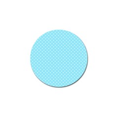 Dots Golf Ball Marker by Valentinaart