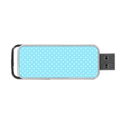 Dots Portable Usb Flash (one Side) by Valentinaart