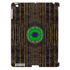 In The Stars And Pearls Is A Flower Apple Ipad 3/4 Hardshell Case (compatible With Smart Cover) by pepitasart