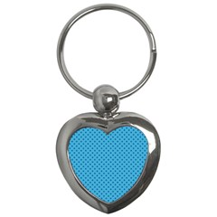 Dots Key Chains (heart)  by Valentinaart