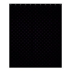 Dots Shower Curtain 60  X 72  (medium)
