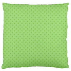 Dots Standard Flano Cushion Case (two Sides) by Valentinaart
