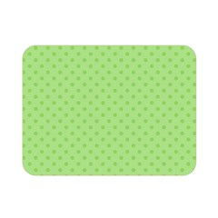 Dots Double Sided Flano Blanket (mini)