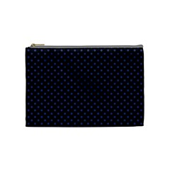 Dots Cosmetic Bag (medium)  by Valentinaart