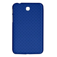 Dots Samsung Galaxy Tab 3 (7 ) P3200 Hardshell Case  by Valentinaart