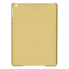 Dots Ipad Air Hardshell Cases by Valentinaart