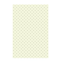 Dots Shower Curtain 48  X 72  (small)  by Valentinaart