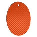 Dots Ornament (Oval) Front