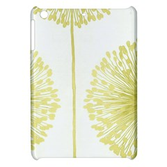 Flower Floral Yellow Apple Ipad Mini Hardshell Case by Mariart