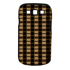 Geometric Shapes Plaid Line Samsung Galaxy S Iii Classic Hardshell Case (pc+silicone) by Mariart