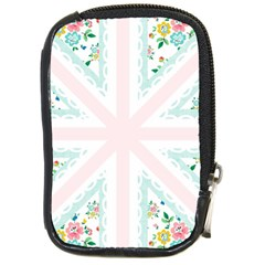 Frame Flower Floral Sunflower Line Compact Camera Cases by Mariart