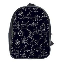 Geometry Geometry Formula School Bags(large)