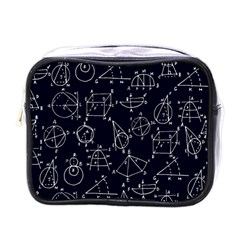 Geometry Geometry Formula Mini Toiletries Bags by Mariart