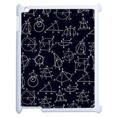 Geometry Geometry Formula Apple Ipad 2 Case (white) by Mariart
