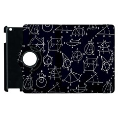 Geometry Geometry Formula Apple Ipad 3/4 Flip 360 Case by Mariart