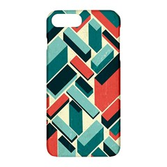 German Synth Stock Music Plaid Apple Iphone 7 Plus Hardshell Case by Mariart