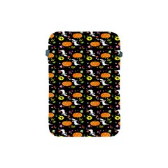 Ghost Pumkin Craft Halloween Hearts Apple Ipad Mini Protective Soft Cases by Mariart