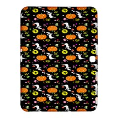 Ghost Pumkin Craft Halloween Hearts Samsung Galaxy Tab 4 (10 1 ) Hardshell Case  by Mariart