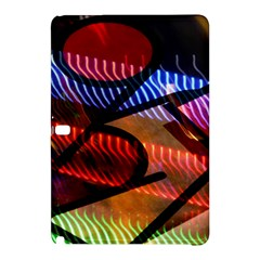 Graphic Shapes Experimental Rainbow Color Samsung Galaxy Tab Pro 12 2 Hardshell Case by Mariart