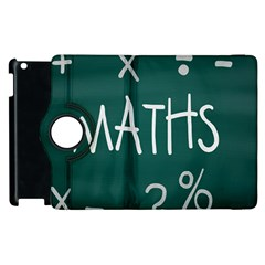 Maths School Multiplication Additional Shares Apple Ipad 2 Flip 360 Case by Mariart