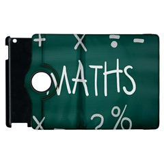 Maths School Multiplication Additional Shares Apple Ipad 3/4 Flip 360 Case by Mariart