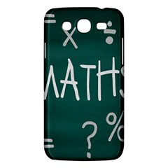 Maths School Multiplication Additional Shares Samsung Galaxy Mega 5 8 I9152 Hardshell Case  by Mariart