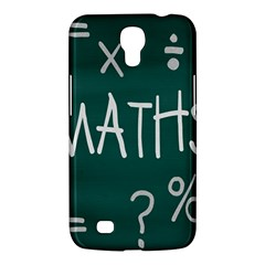 Maths School Multiplication Additional Shares Samsung Galaxy Mega 6 3  I9200 Hardshell Case by Mariart