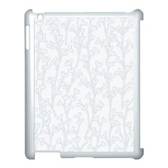 Colors Apple Ipad 3/4 Case (white)
