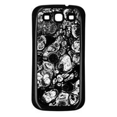 Colors Samsung Galaxy S3 Back Case (black)