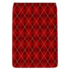 Plaid Pattern Flap Covers (s)  by Valentinaart