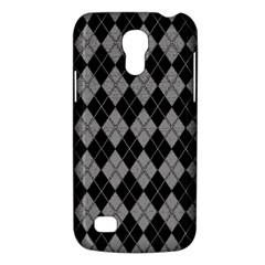 Plaid Pattern Galaxy S4 Mini
