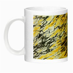 Fire Night Luminous Mugs by Valentinaart