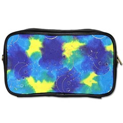 Mulberry Paper Gift Moon Star Toiletries Bags by Mariart
